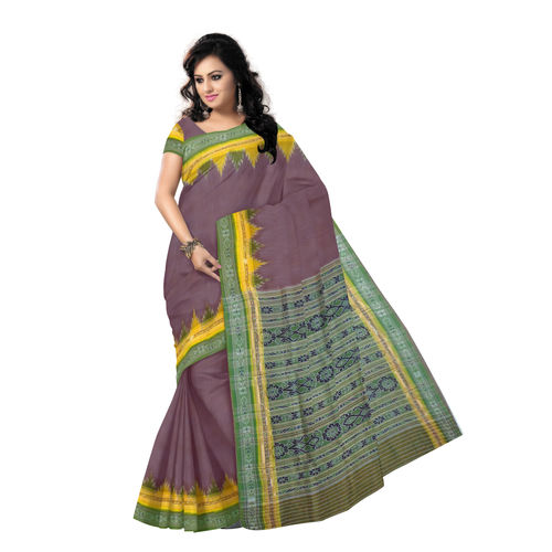 OSS859: New Design Ikat Silk Saree for Young Lady