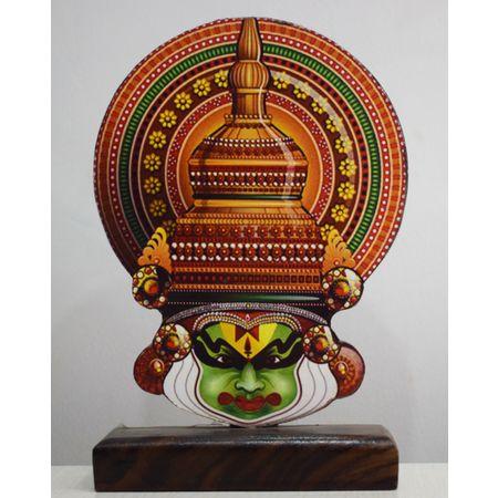 OSSKLHD100: Printed Kathakali- Kerela Handicraft