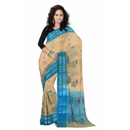 OSSWB0102: bengal handloom sarees online