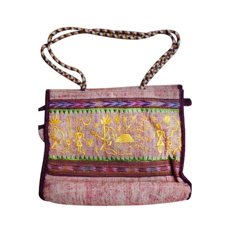OSS7025: Tassar Shoulder bag online