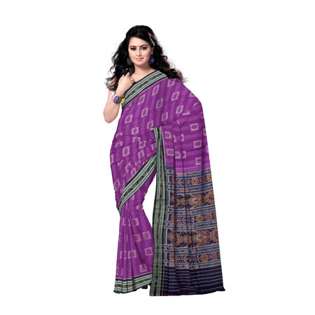 OSS6186: New Style handloom sari made by famous designer
