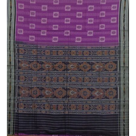 OSS6186: New Style hand loom sari made by famous designer