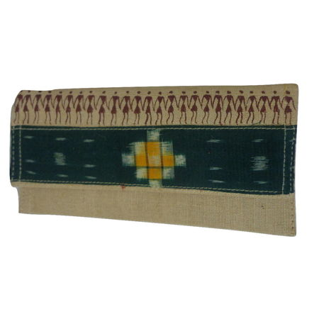 OSS058: Handloom Jute cotton Bag