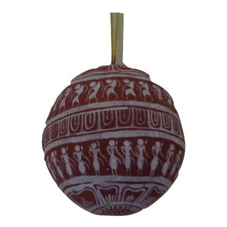 OHP043: Tribal patachitra Painting's online. AJ000932