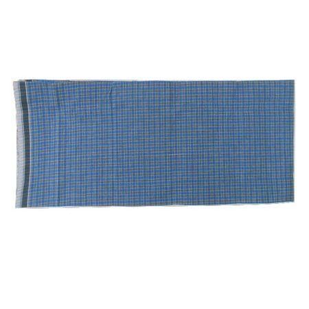 OSSWB110: Handloom Bangali Check Cotton Lungi