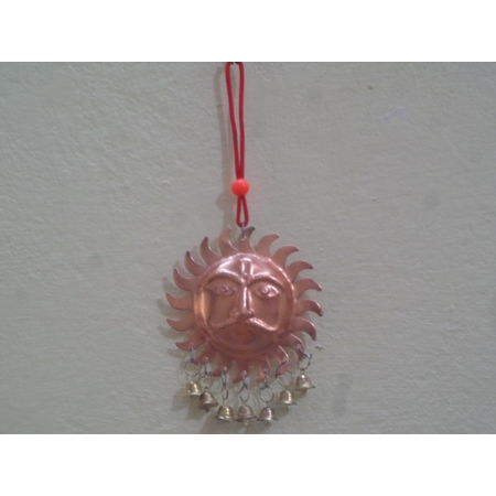 OHA030: Sun Art on Metal small