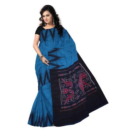 OSS7572: Hand woven kargil design cotton saree for you