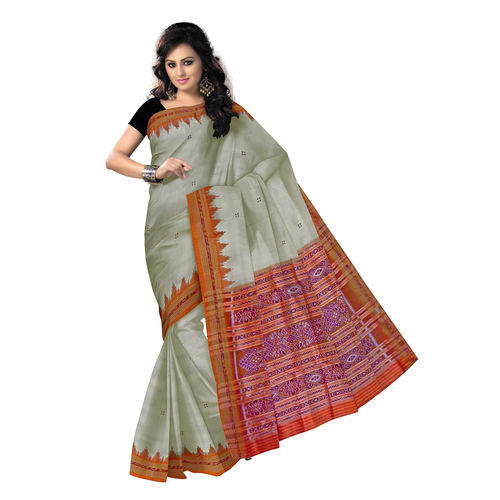 OSS5004: katki silk sarees from Bhubaneswar Odisha shopping