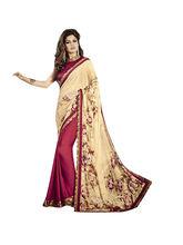 Vardhini Fluidic Saree (Multicolour 1)