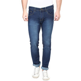 Stylox Blue Slim fit Jeans, 32