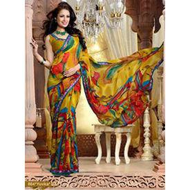 Printed Designer Kamalpati Saree - S030yuvikhee