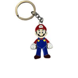 Super Mario Keychain