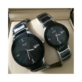 Imported RADO Jublie DaiStar Black Couple Watch
