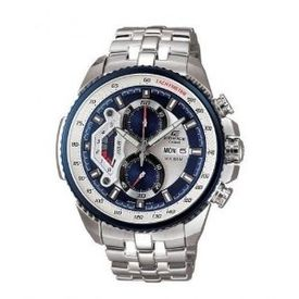 Casio Edifice Chronograph Multi-Color Dial Men s Watch - EF-558D-2AVDF (ED437)