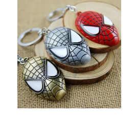 Spiderman Mask Keychain