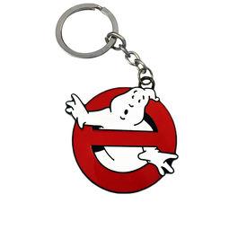Casper Metallic Logo Keychain