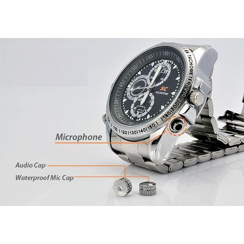 Spy Wrist Watch Hd Camera With Night Vision