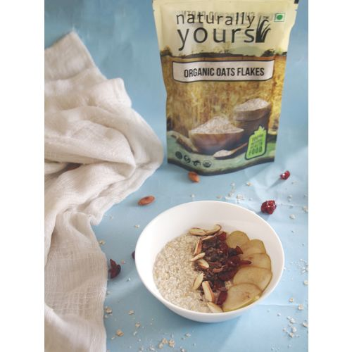 Naturally Yours Oat Flakes 500g