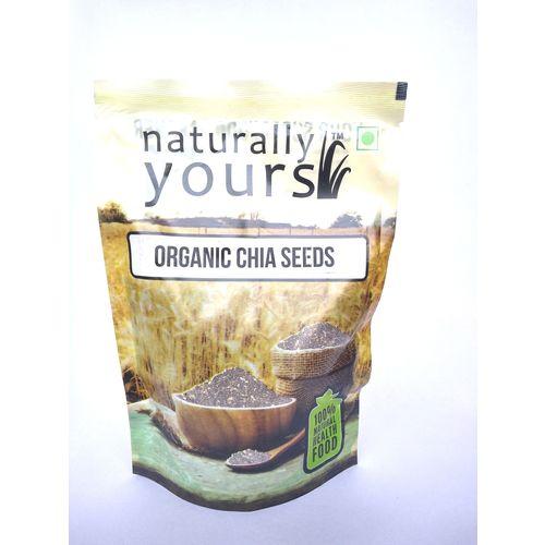 Organic Chia Seeds 300G