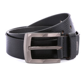 WILDHORN HIGH QUALITY BLACK 100% GENUINE LEATHER BELTS FOR MEN, 47-38, 36