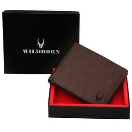 WildHorn Leather Wallet WH384