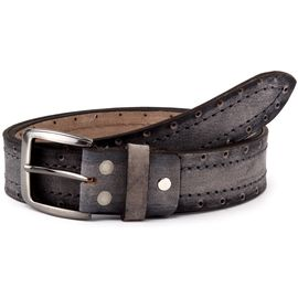WILDHORN HIGH QUALITY 100% GENUINE LEATHER BELTS FOR MEN, 116-44, 42