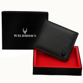 WildHorn Leather Wallet 448