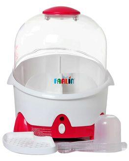 FARLIN Auto Steam Steriliser-PINK