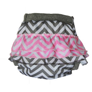 Bdiapers Reusable Diaper Cover with Disposable Insert, Elsie, medium   6-8kgs