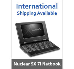 Nuclear SX 7I Netbook