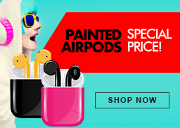 Painted Airpods