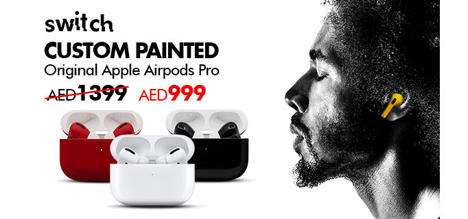 Switch AirPods Pro