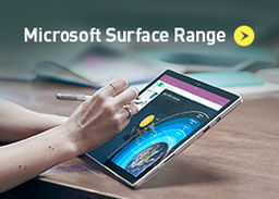 Microsoft surface range
