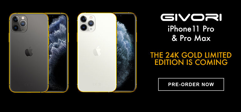iphone 11 24k
