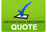 Instant Data Recovery Quote