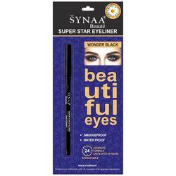 Synaa Super Star Eyeliner - Wonder Black (1.2g)
