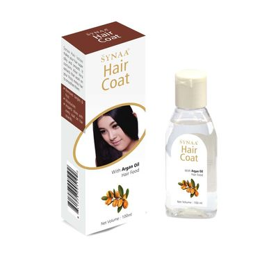 Synaa Hair Coat| Hair Serum with Argan Oil (100ml)