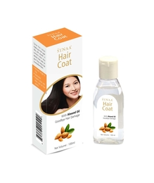 Synaa Hair Coat| Hair Serum with Almond Oil (100ml)