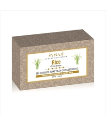 Synaa Rice Handmade Soap (100g)