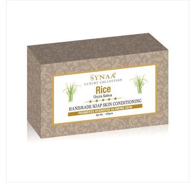 Synaa Rice Handmade Soap (100g)