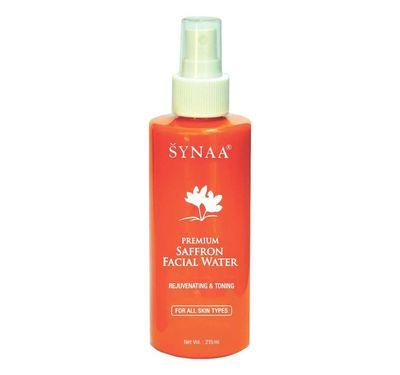 Synaa Saffron Water - Premium Natural Skin Toner (215ml)