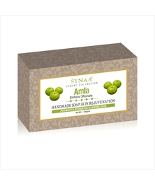 Synaa Herbal Amla Handmade Soap (100g)