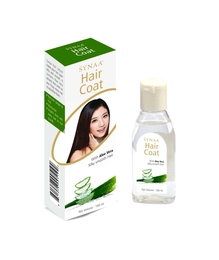 Synaa Aloe Vera Hair Serum - Treat Split and Frizz Control Serum with Aloe Vera (100ml)