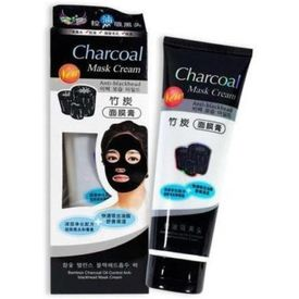 Charcoal Face Mask Anti Blackhead Pack of 130g