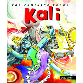 Large Print The Feminine Force Kali