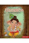 Large Print Ganesha The God Of Prosperity