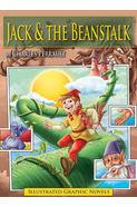 Illustrated Graphic Novels Jack & Beanstalk