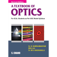 A Text Book of Optics