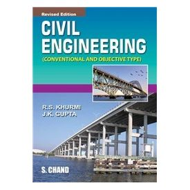 Civil Engineering- ( Convention and Objective Type)
