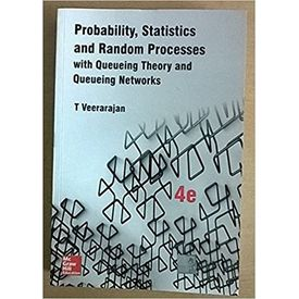 Probability, Statistics and Random Processes with Queuening Theory and Queueing Networks